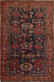 Worn Oriental Rugs Antique Persian Bijar Rug Antiques Matt Camron Rugs