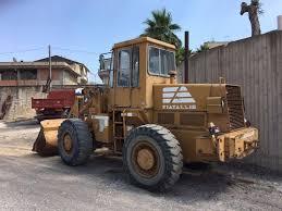 fiat allis fr12 used wheel loader for sale by ventura srl