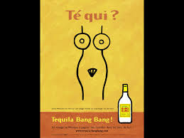 cartoon tequila tequila bang bang