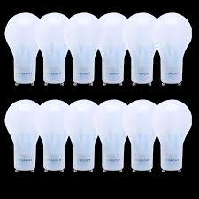 gu24 base led light bulb viribright 40 watt replacement led light bulbs 12 pack gu24 base