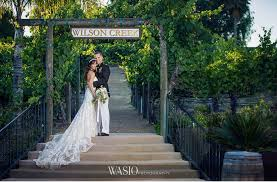 wilson creek winery wedding wilson creek winery temecula wedding erin and
