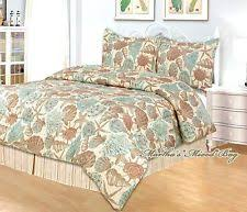 Starfish Comforter Set Seashell Comforter Ebay