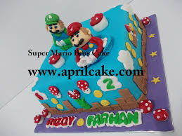 super mario bros rizqy u2013 april cake