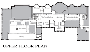 Winter Palace Floor Plan by Visiting