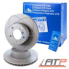 mercedes c class brake discs 2x ate power disc brake disc vented ventilated front mercedes c