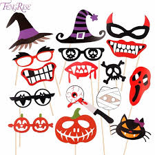 Halloween Photo Booth Props Fengrise Halloween Party Photo Booth Props Photobooth Witch Bats