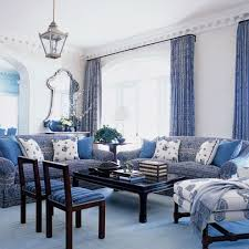 home interior design themes blue and white living room living room design blue white living