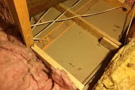 Insulation Around Recessed Lighting There U0027s More To Attic Insulation Than Attic Insulation There Is