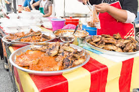 cuisine ramadan food bazaar in malaysia for iftar during ramadan fasting