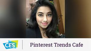 pinterest trends cafe shama live ces 2016 youtube