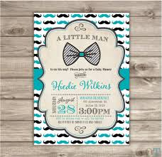 mustache invitations mustache little man invitations bow tie a little man is on the