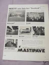 ad mastipave floor covering paraffine companies