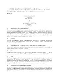 ending tenancy contract letter letter idea 2018