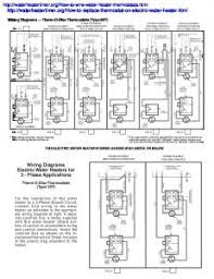 wiring instructions for marley 2500 series electric baseboard