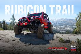 jeep jamboree 2017 20th anniversary rubicon trail 2017 u2013 jeep jamboree usa