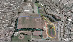 Fresno State Campus Map by Cupertino High Xc Page