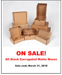 all globe guard stock d2c corrugated die cut mailer boxes on sale