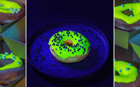 glow in the dark donuts are the perfect midnight snack travel