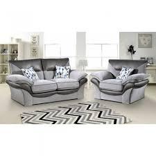 Fibre Filled Sofa Cushions Chloe 3 Seater Sofa Furniture Store Swadlincote Roger James