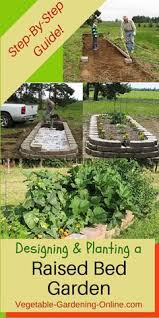 the secret to building a salad keyhole garden anatomy gardens