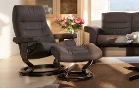 Living Room Swivel Chairs by Reclining Swivel Chairs And Footstools Hsl