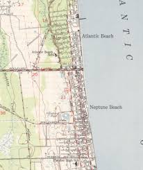 Warren Dunes State Park Map by Historical Text Archive Electronic History Resources Online
