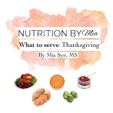 what to serve healthy thanksgiving nutrition by
