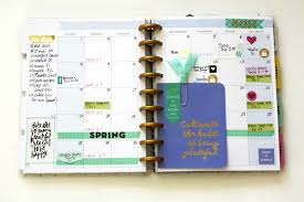 design planner jen randall on her create 365 the happy planner me my big ideas
