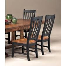 Mission Oak Dining Chairs Mission Dining Room U0026 Kitchen Chairs For Less Overstock Com