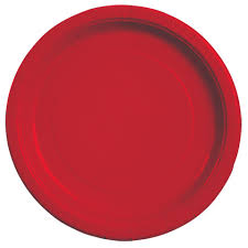 paper plates bulk paper party plates 9 20 ct packs at dollartree