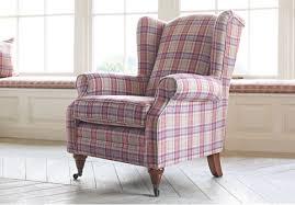 Tartan Armchairs Harrow Armchair