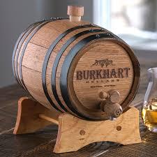Wine Barrel Home Decor Mini Oak Wine Barrels Home Décor Housewares Wine Enthusiast