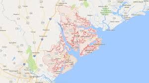 map of beaufort county sc atlantic contracting services opens new office in beaufort county