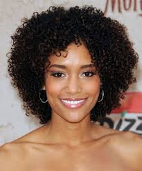 black hair tight curls 20 natural hairstyles for short hair