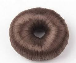 cool hair donut 2017 1pc plate hair donut bun maker magic foam sponge hair styling