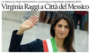 consolato messico roma sindaca di roma virginia raggi sar罌 a citt罌 messico per la