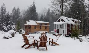 winterizing your tiny house preparing for cold weather and warm