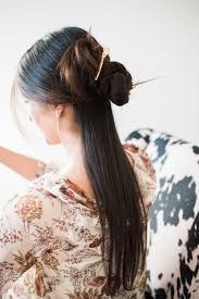 Bun Extension Hair Piece by Step By Step Hair Extension Guide With Luxy Polished Avenue