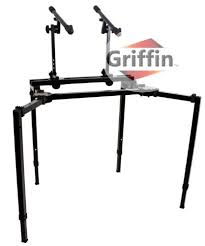 amazon black friday midi keyboards sale double studio mixer pa dj keyboard laptop stand by griffin griffin
