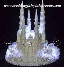 castle cake topper cinderella lighted cake topper 2 cinderella and fairytale