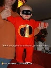Jack Jack Halloween Costume Incredibles Coolest Homemade Incredibles Costumes