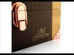 distilería serrallés u0027 150th anniversary packaging by mw luxury