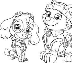 happy birthday paw patrol coloring page paw patrol 7 coloring page free coloring pages online