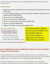 Sample Letter For Medical Leave Application Life As A Singapore Domestic Maid U0027s Employer Filipino Maid U0027s Home