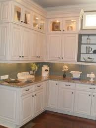 Kitchen Ideas White Appliances Tiffanyd Some Progress In The Kitchen Benjamin Moore Clay