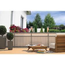 pvc f r balkon pvblik idee balkon bauen