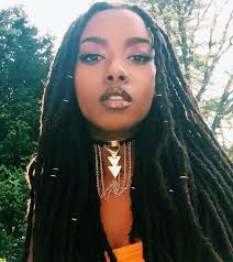 natural locs hairstyles for black women beautiful locs black hairstyles pinterest locs afro punk