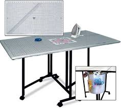 quilting ironing board table quilter s table product details keepsake quilting