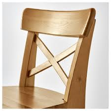 Ilea Chairs Ingolf Junior Chair Antique Stain Ikea