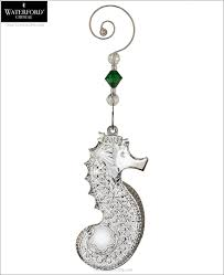 waterford 2013 seahorse ornament